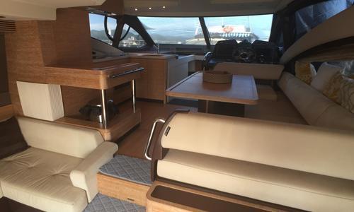 Image of Azimut Yachts 54 for sale in Hong Kong for $794,500 (£574,563) Hong Kong