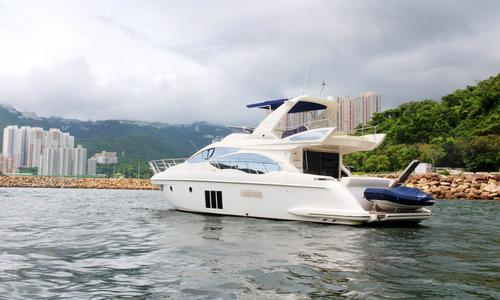 Image of Azimut Yachts 53 for sale in Hong Kong for $845,000 (£657,664) Hong Kong