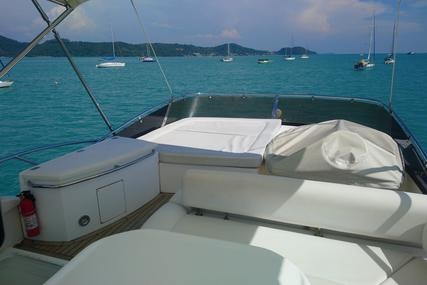 Sunseeker Manhattan 50 for sale in Thailand for €370,000 (£337,216)