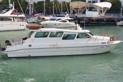 Explorer EV488-Ferry Cruiser for sale in Malaysia for $128,000 (£99,557)