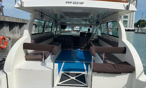 Image of Explorer EV488-Ferry Cruiser for sale in Malaysia for $128,000 (£98,701) Penang, , Malaysia