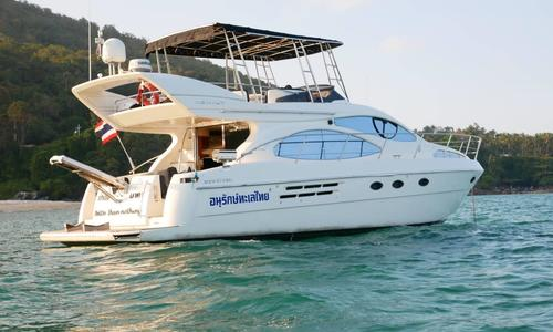 Image of Azimut Yachts 46 Fly bridge motor yacht for sale in Thailand for $342,000 (£263,718) Samui , Suratthani, , Thailand