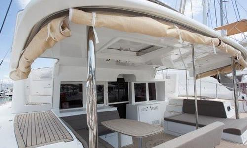 Image of Lagoon 450 for sale in Malaysia for €530,000 (£459,978) Malaysia