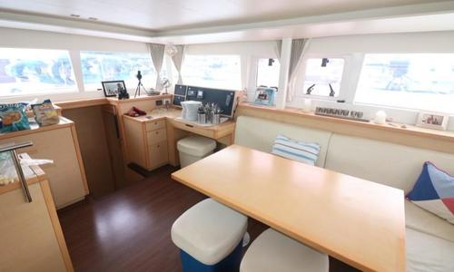 Image of Lagoon 450 for sale in Singapore for €510,000 (£465,758) Singapore