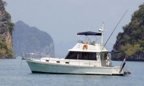 Image of Grand Banks Eastbay 40 for sale in Thailand for $220,000 (£157,989) Phuket, , Thailand
