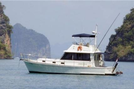 Grand Banks Eastbay 40 for sale in Thailand for $220,000 (£167,645)