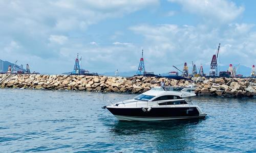 Image of Fairline 42 for sale in Hong Kong for $412,600 (£298,223) Hong Kong