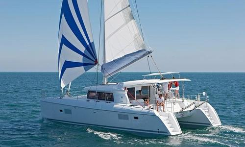 Image of Lagoon 421 Sailing Catamaran for sale in Thailand for €315,000 (£287,674) Pattaya, , Thailand