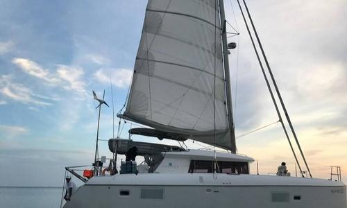 Image of Lagoon 421 Catamaran for sale in Thailand for $378,000 (£293,085) Pattaya, , Thailand