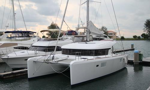 Image of Lagoon 39 for sale in Taiwan for $335,000 (£259,358) Keelung, , Taiwan
