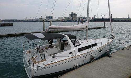 Image of Beneteau 38.1 for sale in Taiwan for $160,000 (£125,006) Penghu, , Taiwan