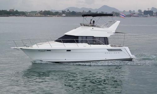 Image of Bayliner 38 Flybridge Power boat for sale in Thailand for $75,000 (£54,626) Pattaya, , Thailand