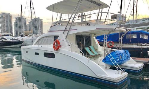 Image of Leopard 37 PowerCat for sale in Singapore for $199,000 (£152,566) Singapore