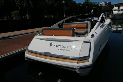 Fairline F-Line 33 for sale in Thailand for £349,500