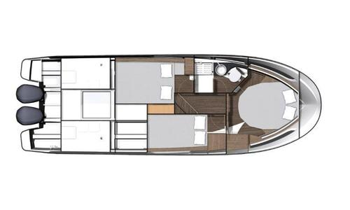 Image of Jeanneau Merry Fisher 1095 for sale in Thailand for $270,000 (£194,461) Phuket, , Thailand