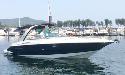 Image of Crownline 325SS for sale in Hong Kong for $79,500 (£60,696) Hong Kong