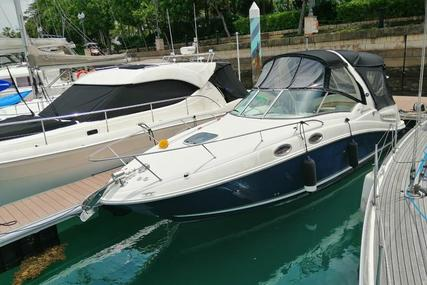 Sea Ray 275 Sundancer for sale in Singapore for $65,000 (£49,626)