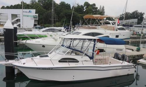 Image of Grady-White 270 Islander for sale in Singapore for $82,000 (£63,579) Singapore