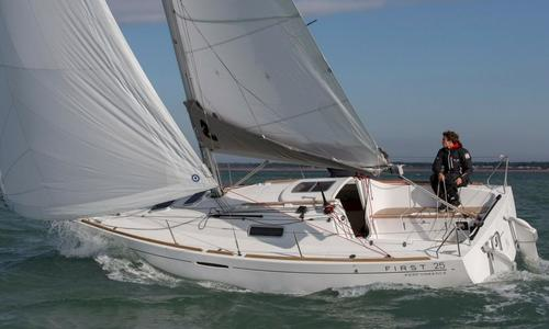 Image of Beneteau FIRST 25S for sale in Taiwan for $66,000 (£51,732) Taipei, , Taiwan