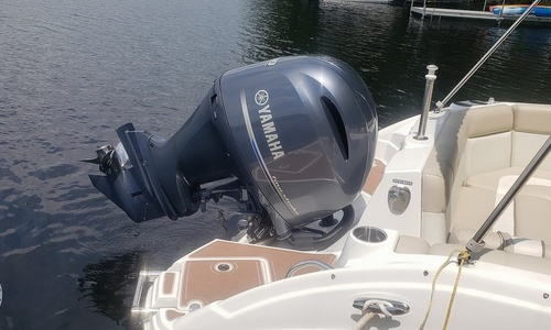 Image of NauticStar 243 DC for sale in United States of America for $52,500 (£40,483) Naples, Maine, United States of America
