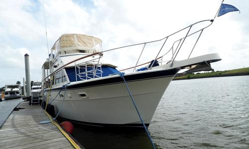Image of Hatteras 43 Motor Yacht for sale in United States of America for $124,990 (£95,654) League City, TX, United States of America