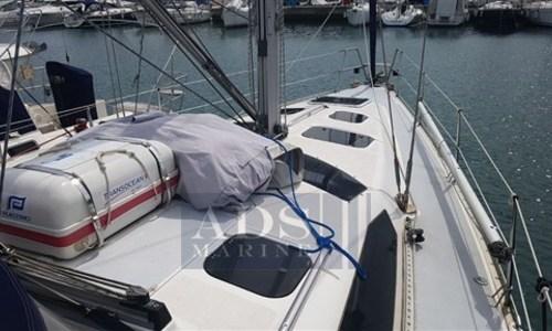 Image of Hunter 40.5 for sale in Slovenia for €59,000 (£53,298) North Adriatic, Slovenia