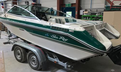 Image of Sea Ray Seville for sale in United Kingdom for £6,295 Cardiff, Cardiff, , United Kingdom