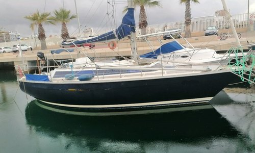 Image of Dufour Yachts 31 for sale in Spain for €15,500 (£14,160) Torrevieja, Spain