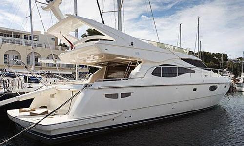 Image of Ferretti 590 for sale in Spain for €445,000 (£404,391) Mallorca, , Spain