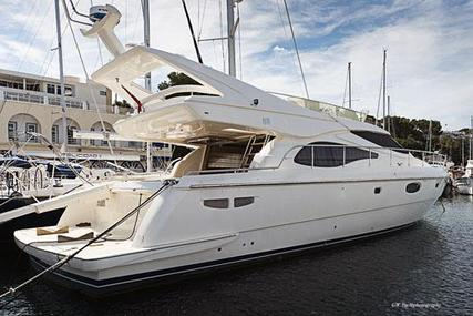 Ferretti 590 for sale in Spain for €445,000 (£408,572)