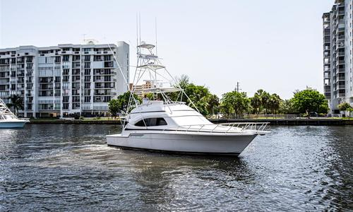 Image of Bertram 510 Convertible for sale in United States of America for $399,900 (£313,450) Pompano Beach, United States of America