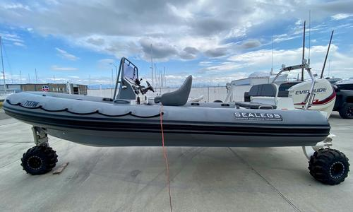 Image of Sealegs 7.7 for sale in United States of America for $112,000 (£87,788) Anacortes, WA, United States of America