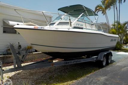 Sea Pro 210 WA for sale in United States of America for $18,250 (£13,888)