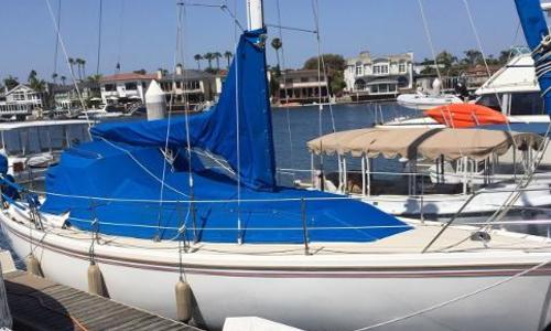 Image of Catalina 34 for sale in United States of America for $35,400 (£26,913) Huntington Beach, CA, United States of America