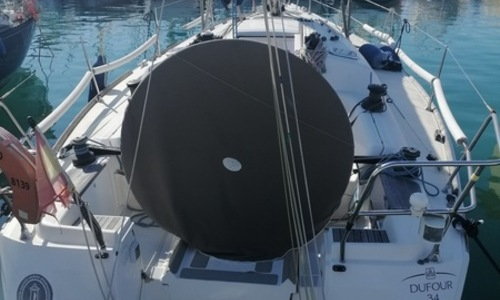Image of Dufour Yachts 34 for sale in Spain for €80,000 (£72,066) Spain