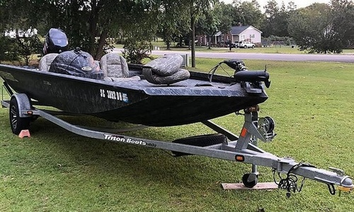 Image of Triton 17 for sale in United States of America for $21,500 (£16,429) Hartsville, South Carolina, United States of America