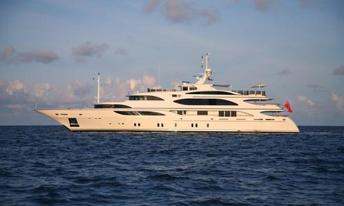 Image of Benetti for sale in Greece for €16,743,444 (£15,142,571) Greece