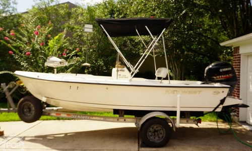 Image of Key West 1720 Sportsman for sale in United States of America for $22,750 (£17,543) Houston, Texas, United States of America