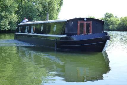 Barge Collingwood 57 x 10 Widebeam for sale in United Kingdom for £89,950