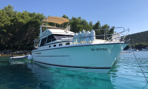 Image of Princess 385 for sale in Croatia for €55,000 (£50,195) Croatia
