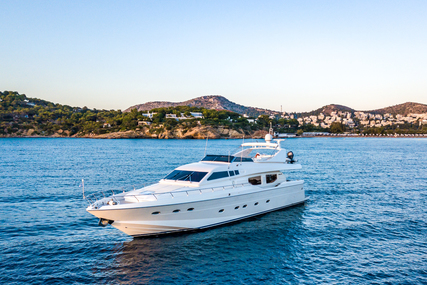 Custom PosillipoTechnema 80 for charter in Greece from €24,500 / week
