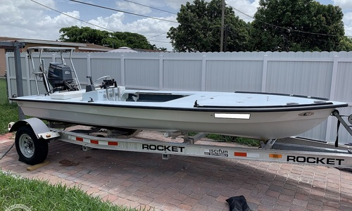 Image of Hells Bay 18 Waterman for sale in United States of America for $29,000 (£22,452) Miami, Florida, United States of America