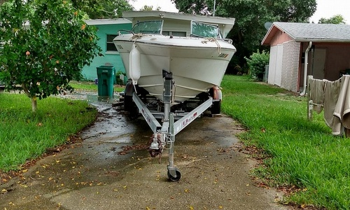 Image of Sea Ray 230BR for sale in United States of America for $12,000 (£9,417) Merritt Island, Florida, United States of America