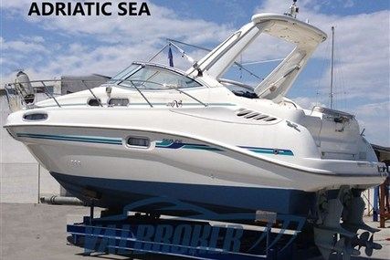 Sealine S28 for sale in Italy for €45,500 (£41,525)