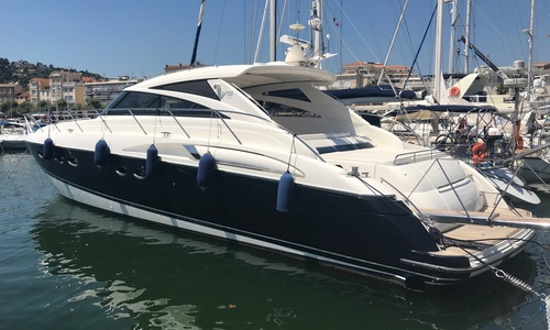Image of Princess V58 for sale in France for €338,000 (£308,366) Côte d'Azur, France