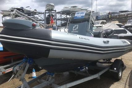 Zodiac 550 Pro Open for sale in United Kingdom for £25,950