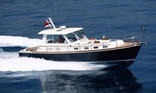 Image of Grand Banks 43 Eastbay HX for sale in Singapore for $349,000 (£270,197) Singapore