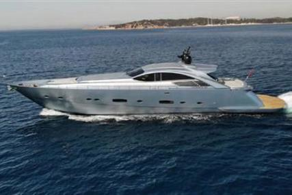Pershing 88 for sale in Greece for €985,000 (£891,459)