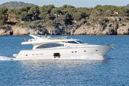 Ferretti 731 for sale in Spain for €890,000 (£808,576)