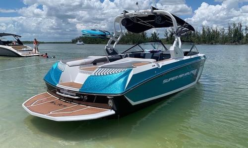 Image of 2017 Nautique Super Air  G23 Coastal for sale in United States of America for P.O.A. Miami, FL, United States of America